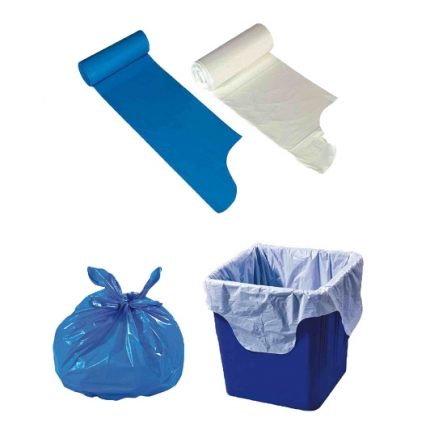 S-shaped roll bag