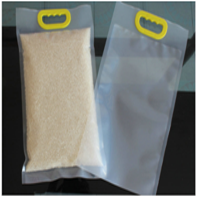 PE high clear strength film( sheet film-rice bag)